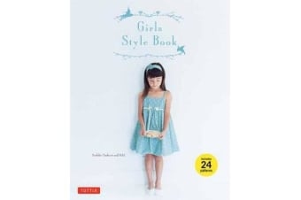 Girls Style Book - [sewing Book, 24 Patterns]