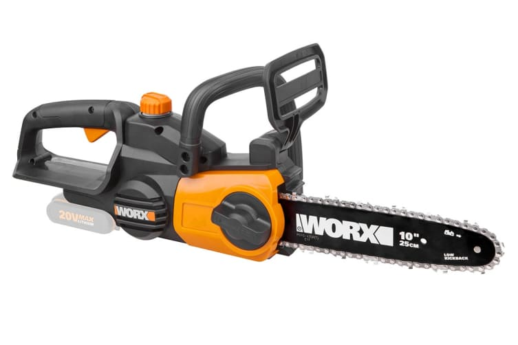 WORX 20V 25cm Compact Chainsaw - Skin Only (WG322E.9)