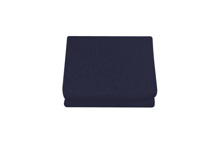 Dreamaker cotton jersey QCS DB Navy
