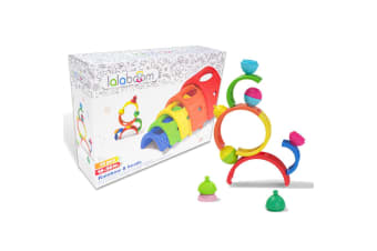 Lalaboom 5 Arches & Beads (8 pcs)