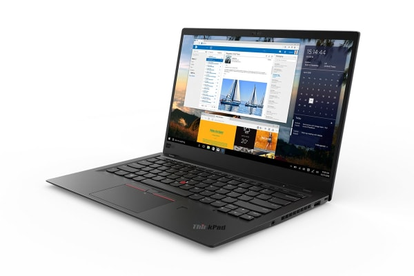 "Lenovo 14"" Thinkpad X1 Carbon G6 I5-8250U 8GB RAM 256GB SSD Windows 10 FHD Notebook (20KH000FAU)"