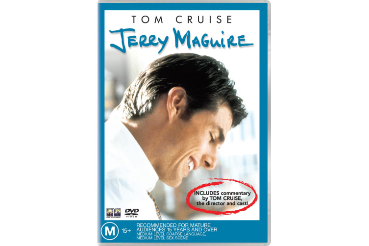 Jerry Maguire DVD Region 4
