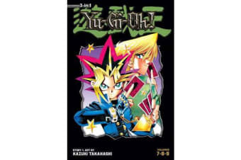 Yu-Gi-Oh! (3-in-1 Edition), Vol. 3 - Includes Vols. 7, 8 & 9