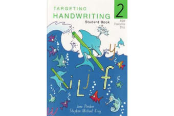 Targeting Handwriting: NSW - 2: Student Book - NSW - 2