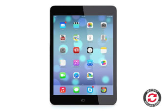 Apple iPad Mini Refurbished (16GB, Wi-Fi, Space Grey) - B Grade