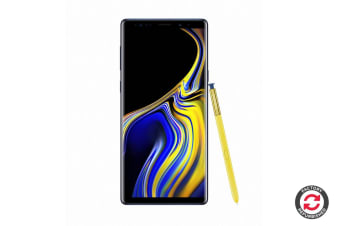 Refurbished Samsung Galaxy Note9 Dual SIM (128GB, Ocean Blue)