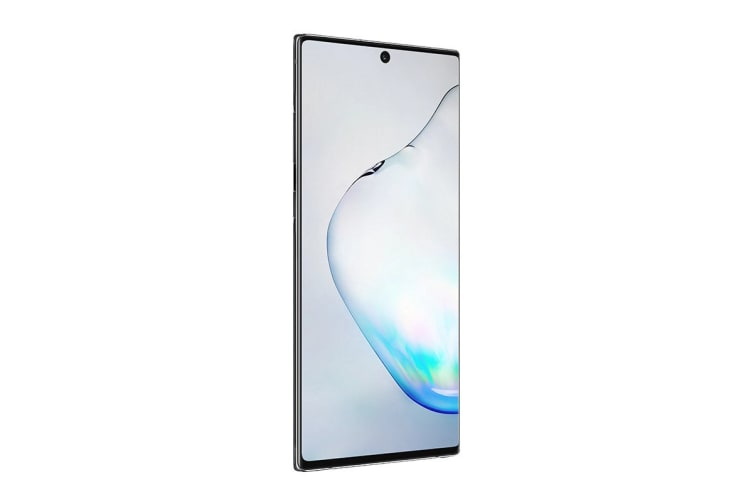 Samsung Galaxy Note10+ Dual SIM (512GB, Aura Black)