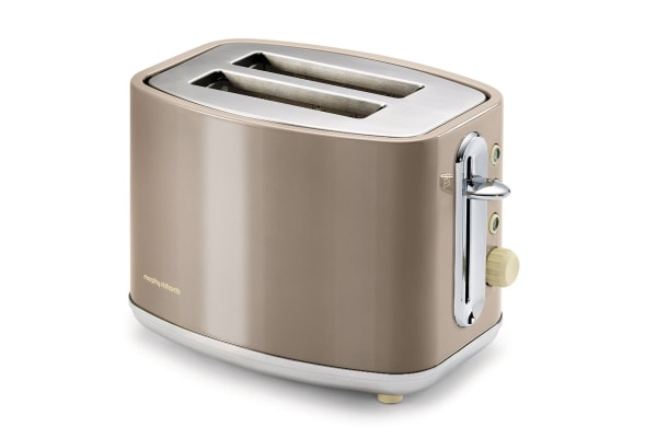 Morphy Richards 2 Slice Elipta Toaster (Barley)