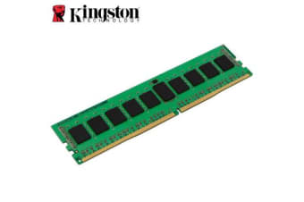 Kingston 16GB (1x16GB) DDR4 UDIMM 2666MHz CL19 1.2V Unbuffered ValueRAM Single Stick Desktop PC Memory