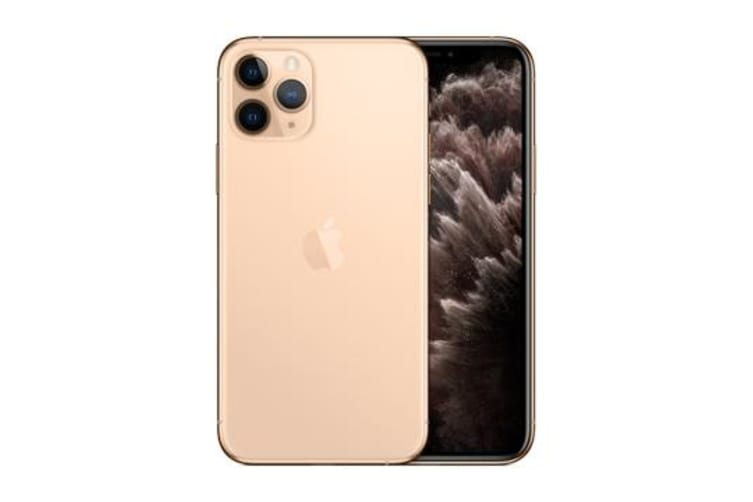Brand New Apple iPhone 11 Pro 512GB 4G LTE Gold (12MTH AU WTY)