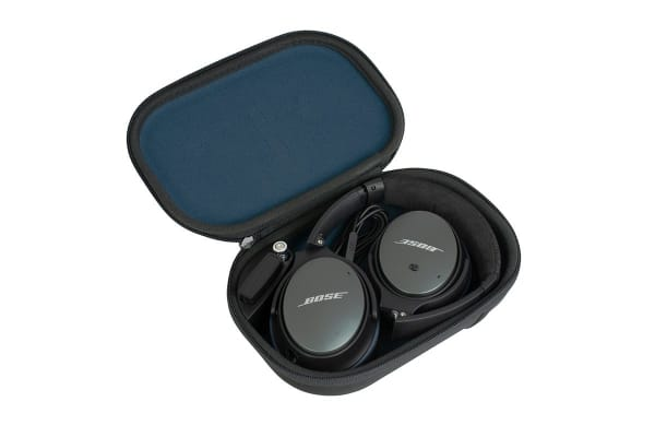Bose QuietComfort 25 Headphones (Black, iOS)