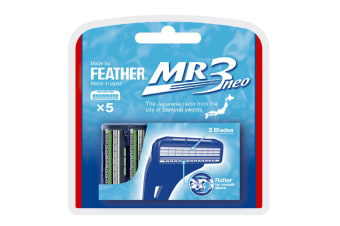 Feather Mr3 Neo 5 Cartridge Refill Pack