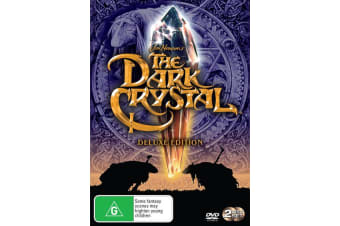 The Dark Crystal DVD Region 4