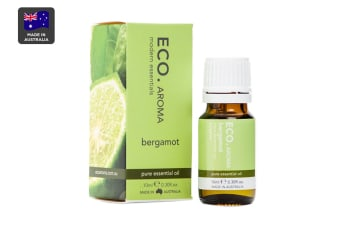 ECO. Aroma Bergamot Essential Oil (10mL)