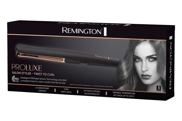 Remington Proluxe Salon Styler - Twist To Curl (CI41T1AU)