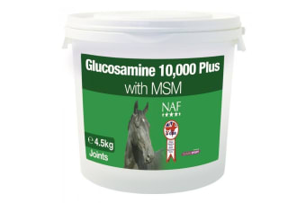 NAF Glucosamine 10 000 Plus with MSM (May Vary)