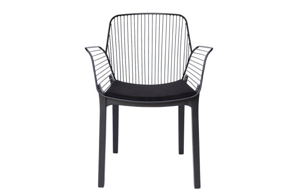 Kyoto Dining Chair | Black