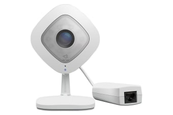 Arlo by Netgear Q Plus 1080p HD Security Camera with Audio, Ethernet & PoE (VMC3040S-100AUS)
