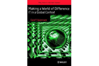 Making a World of Difference - IT in a Global Context