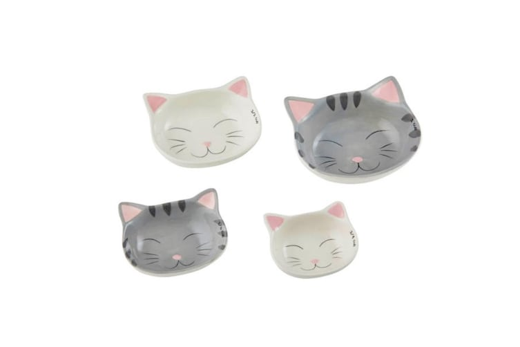 Davis And Waddell Cleo Cat Measuring Cups