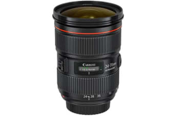 New Canon EF 24-70mm f/2.8L II USM Lens (FREE DELIVERY + 1 YEAR AU WARRANTY)