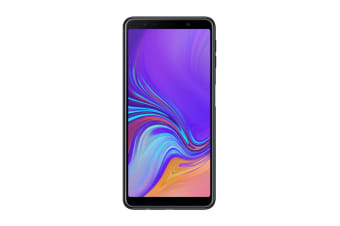Samsung Galaxy A7 2018 Dual SIM (4GB RAM, Black)