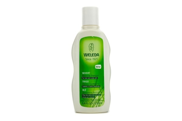 Weleda Wheat Balancing Shampoo (For Hair and Scalp Care) (190ml/6.4oz)