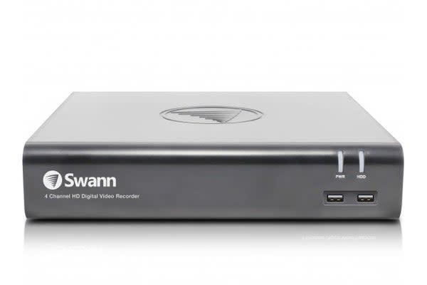 Swann 4 Channel 720p 500GB DVR with 2 x PRO-T835 Cameras (SWDVK-416002-AU)