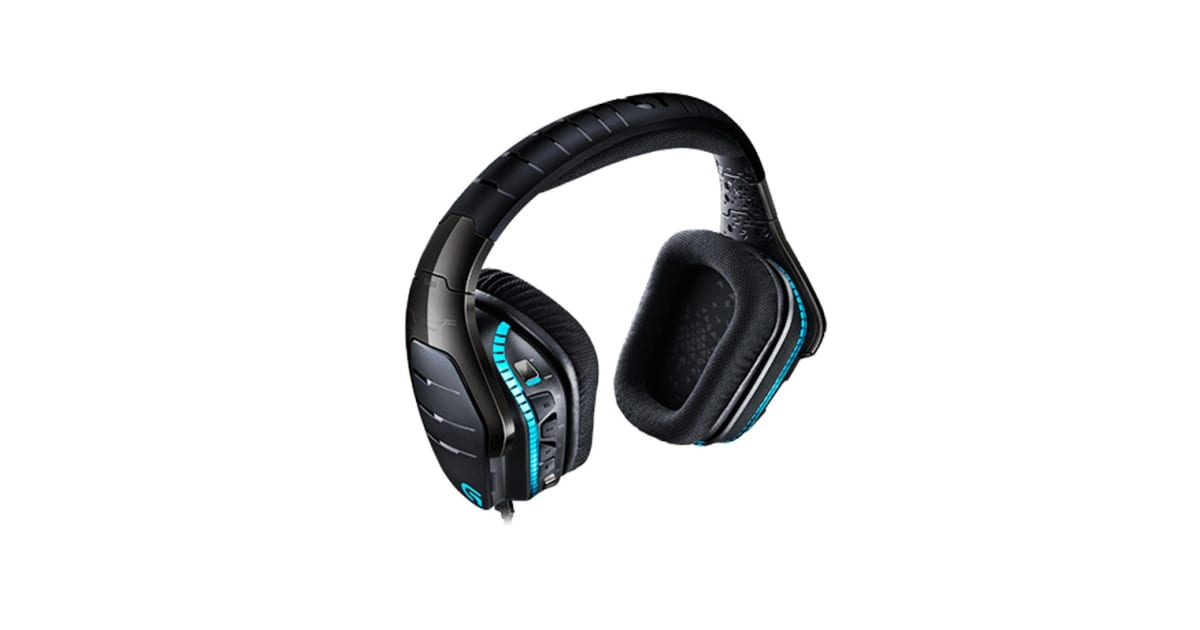 Logitech G633 Artemis Spectrum RGB 7 1 Surround Gaming Headset (981-000606)  | Headsets/Headphones |