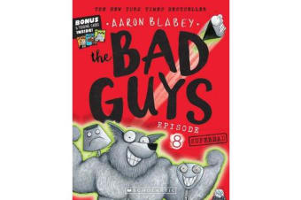 The Bad Guys Episode 8 - Superbad plus Trading Cards