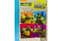 Teenage Mutant Ninja Turtles - Sketchbook Create It, Imagine It