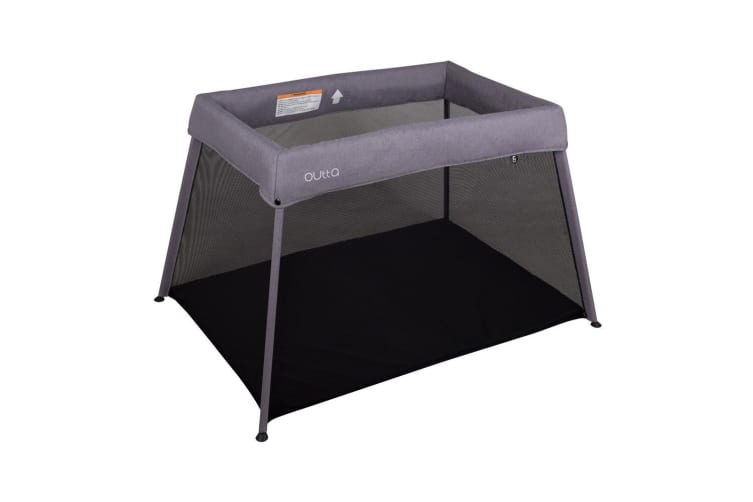 Childcare Outta Lightweight Portable Travel Cot Portacot