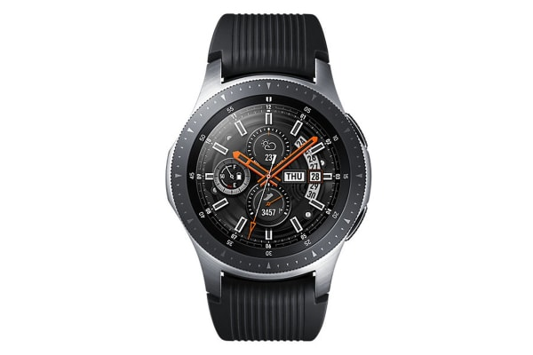 Samsung Galaxy Watch SM-R800 (46mm, Bluetooth, Silver)