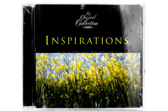 The Classical Collection: Inspirations. BRAND NEW SEALED MUSIC ALBUM CD