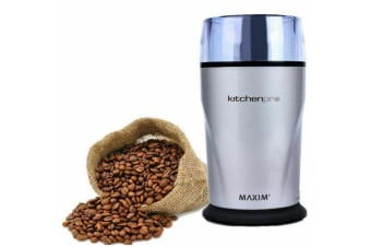 Maxim Electric 130W Herbs/Spices/Nuts/Coffee Bean Grinder/Grinding/Mill