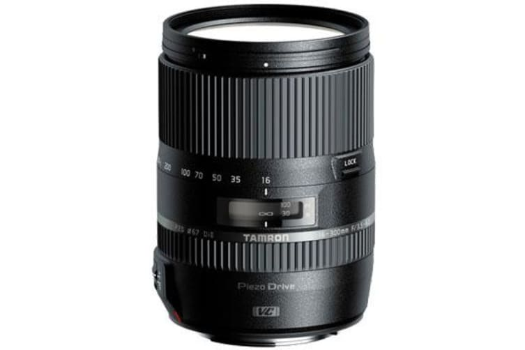 New Tamron 16-300mm f/3.5-6.3 Di II VC PZD MACRO Lens for Canon (FREE DELIVERY + 1 YEAR AU WARRANTY)