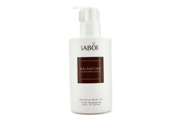 Babor Balancing Cashmere Wood - Soothing Body Oil (200ml/6.7oz)
