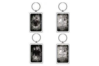 Twilight Lucite Keychain G&H (Bad Vamps Cull BTS)