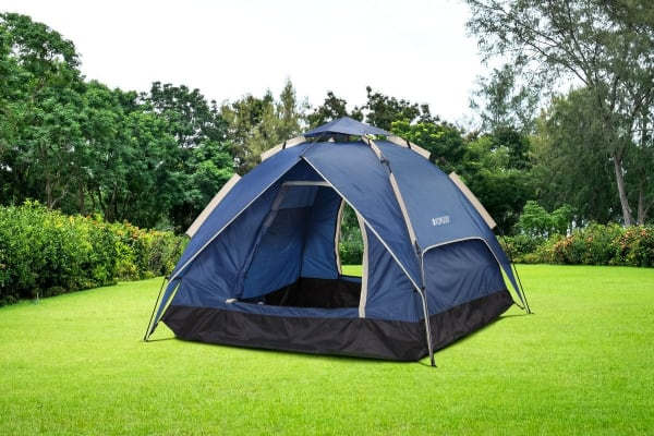 Komodo 2-in-1 Four Person Instant Pop Up Tent / Shelter