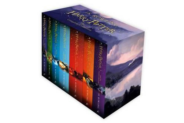 Harry Potter Box Set - The Complete Collection Children's Paperback
