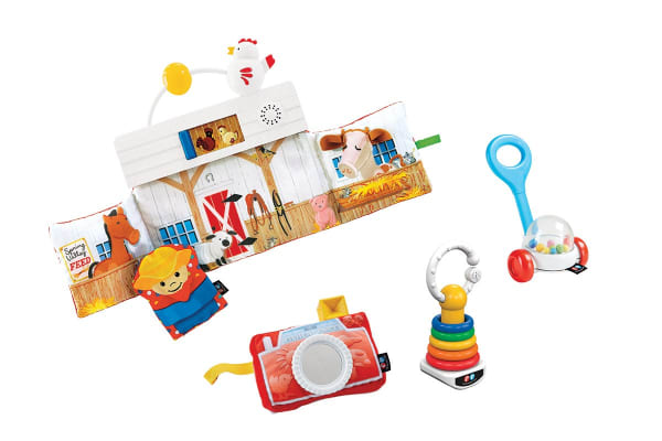 Fisher Price Classics First Gift Set
