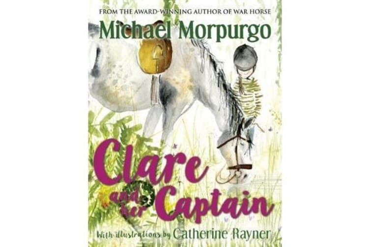 Clare and her Captain