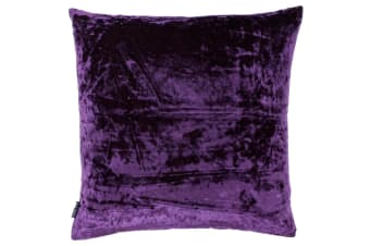 Paoletti Syon Cushion Cover (Amethyst)