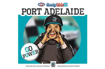 AFL - Footy Kids: Port Adelaide