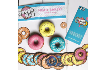 Dough Nab The Fun Family Doughnut Stealing Game