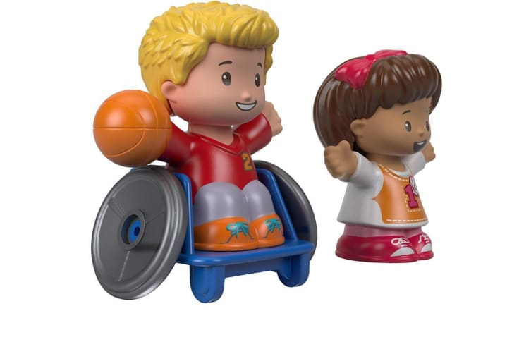 Fisher Price Little People Josh and Mia