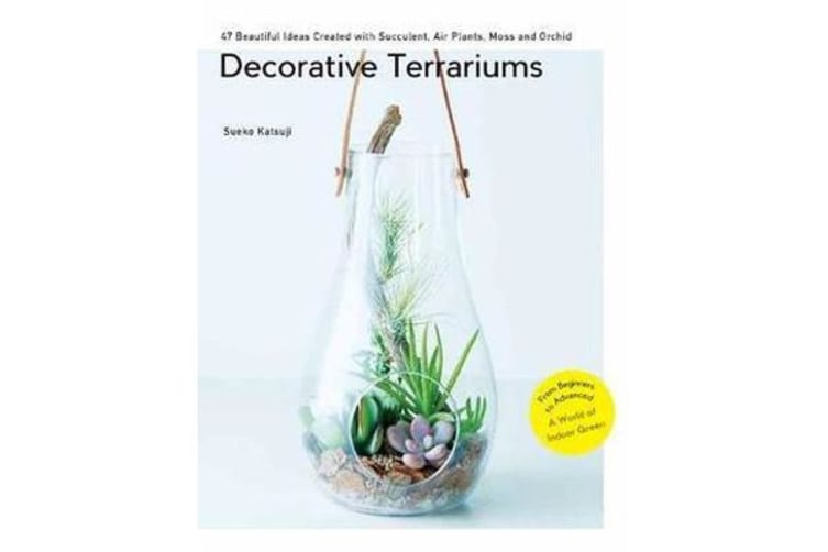 Decorative Terrariums - 47 Beautiful Ideas Created with Succulent, Air Plants, Moss and Orchid