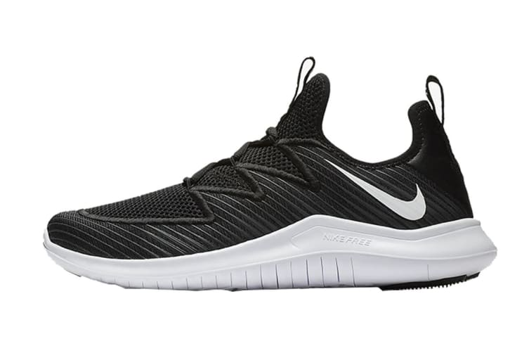 Nike Free TR 9 Men's Trainers (Black/White/Anthracite, Size 8 US)