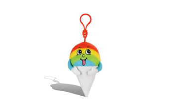 Whiffer Sniffers - 'Willy B. Chilly' Mixed Fruit Scented Backpack Clip