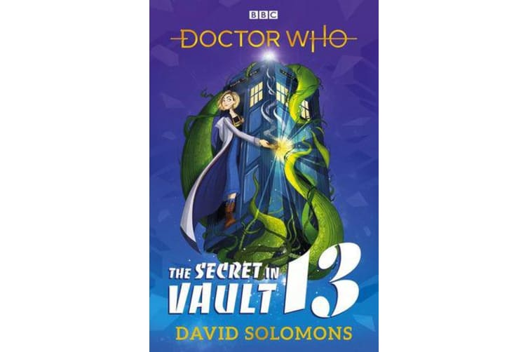 Doctor Who - The Secret in Vault 13